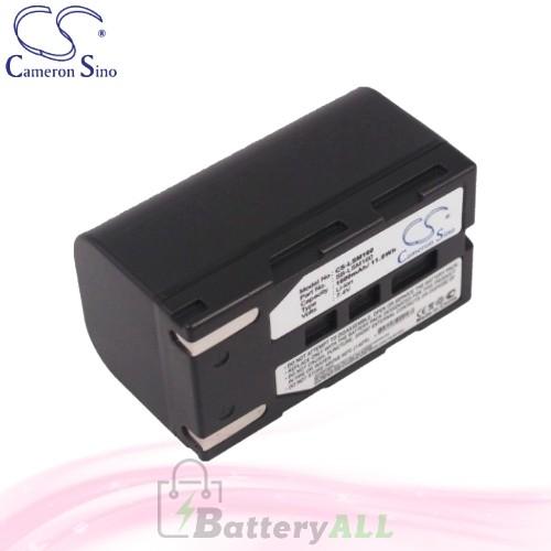 CS Battery for Samsung VP-D355i / VP-D361 / VP-D361i Battery 1600mah CA-LSM160
