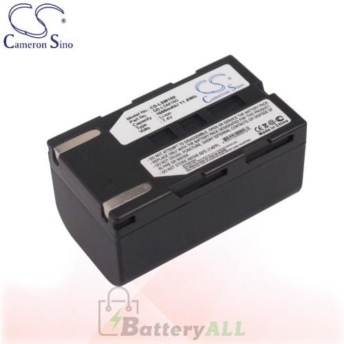 CS Battery for Samsung VP-D361Wi / VP-D362 / VP-D362i Battery 1600mah CA-LSM160