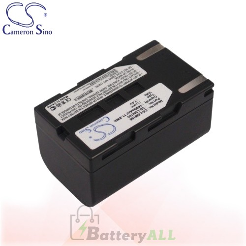 CS Battery for Samsung VP-D363 / VP-D363i / VP-D364Wi Battery 1600mah CA-LSM160