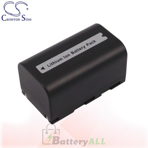 CS Battery for Samsung VP-D365Wi / VP-D451 / VP-D453 Battery 1600mah CA-LSM160