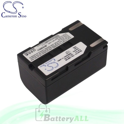 CS Battery for Samsung VP-D563 / VP-D651 / VP-D653 / VP-D355 Battery 1600mah CA-LSM160