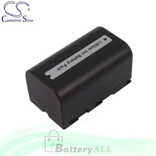 CS Battery for Samsung VP-D964i / VP-D964W / VP-D965i Battery 1600mah CA-LSM160