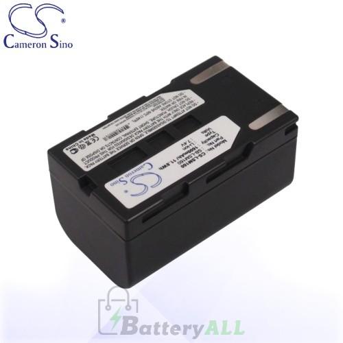 CS Battery for Samsung SC-D353 / SC-D362 / SC-D363 / SC-D364 Battery 1600mah CA-LSM160