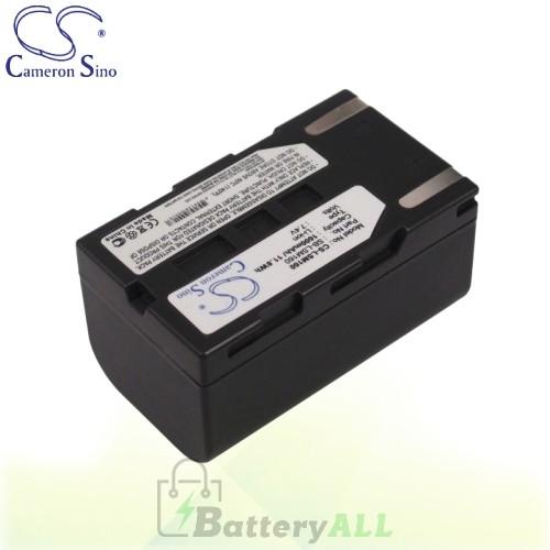 CS Battery for Samsung VP-DC161WBi / VP-DC161Wi / VP-DC163 Battery 1600mah CA-LSM160