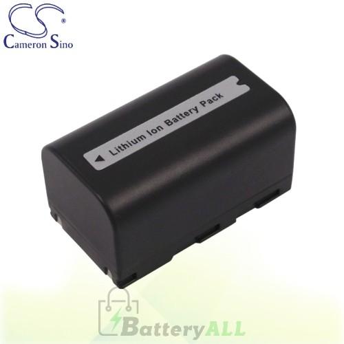CS Battery for Samsung VP-DC163i / VP-DC165W / VP-DC165WB Battery 1600mah CA-LSM160