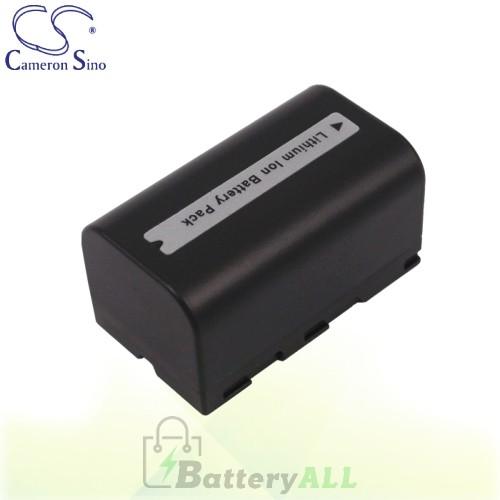 CS Battery for Samsung VP-DC165WBi / VP-DC165Wi / VP-DC171 Battery 1600mah CA-LSM160