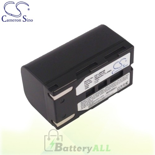 CS Battery for Samsung VP-DC171W / VP-DC173 / VP-DC175WB Battery 1600mah CA-LSM160