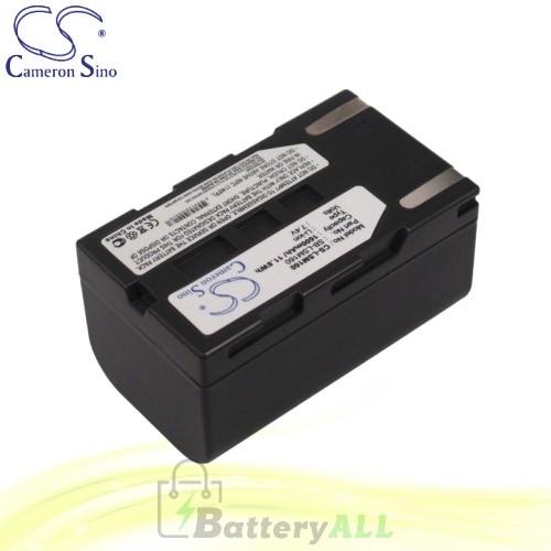 CS Battery for Samsung VP-DC575WB / VP-DC575WB/XEU Battery 1600mah CA-LSM160