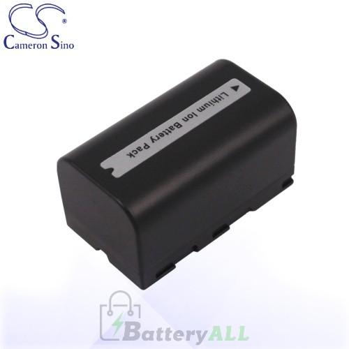 CS Battery for Samsung SC-D455 / SC-D963 / SC-D965 / VP-D352 Battery 1600mah CA-LSM160