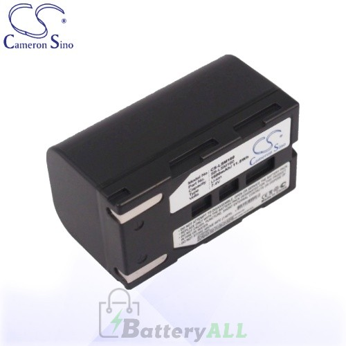 CS Battery for Samsung SC-DC163 / SC-DC164 / SC-DC165 Battery 1600mah CA-LSM160