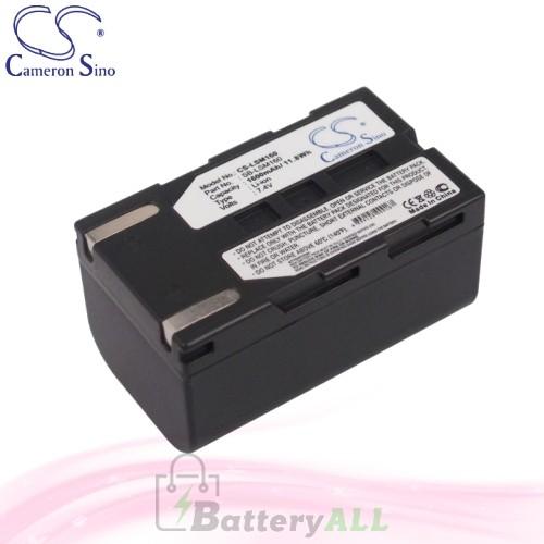 CS Battery for Samsung SC-DC563 / SC-DC564 / SC-DC565 Battery 1600mah CA-LSM160