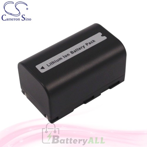CS Battery for Samsung VP-D352i / VP-D353 / VP-D353i Battery 1600mah CA-LSM160