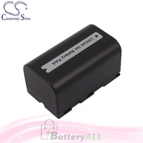 CS Battery for Samsung VP-D354 / VP-D354i / VP-D351i Battery 1600mah CA-LSM160