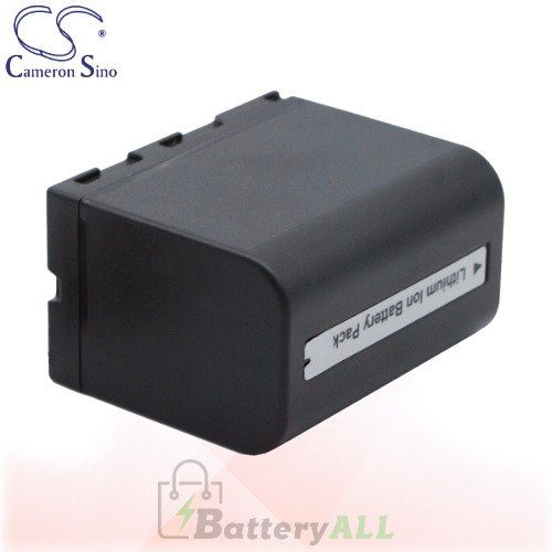 CS Battery for Samsung VP-D455i / VP-D461B / VP-D461i Battery 2400mah CA-LSM320