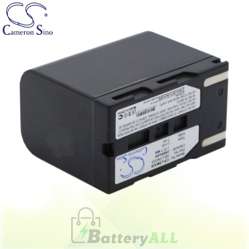 CS Battery for Samsung VP-DC163i / VP-DC165W / VP-DC165WB Battery 2400mah CA-LSM320