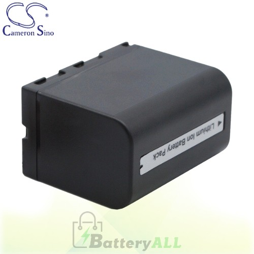CS Battery for Samsung VP-DC171W / VP-DC173 / VP-DC175WB Battery 2400mah CA-LSM320