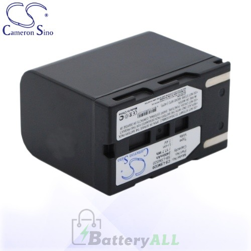 CS Battery for Samsung SC-D365 / SC-D366 / SC-D453 / VP-D351 Battery 2400mah CA-LSM320