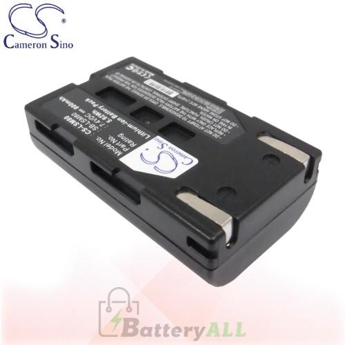 CS Battery for Samsung VP-D354i / VP-D355 / VP-D355i / VP-D453 Battery 800mah CA-LSM80