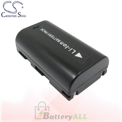 CS Battery for Samsung VP-D361 / VP-D361i / VP-D361W / VP-D454 Battery 800mah CA-LSM80