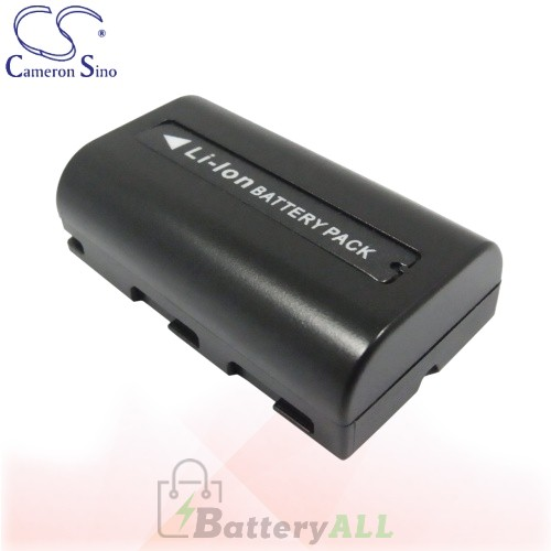 CS Battery for Samsung VP-D361Wi / VP-D362 / VP-D362i Battery 800mah CA-LSM80