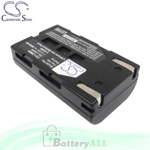 CS Battery for Samsung VP-D371W / VP-D372WH / VP-D375W Battery 800mah CA-LSM80
