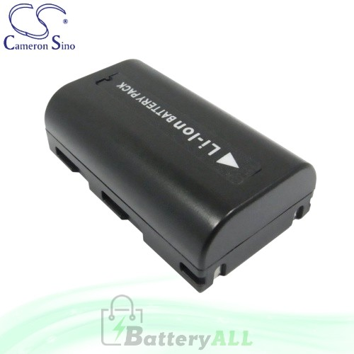 CS Battery for Samsung VP-D453i / VP-D455i / VP-D563 / VP-D651 Battery 800mah CA-LSM80
