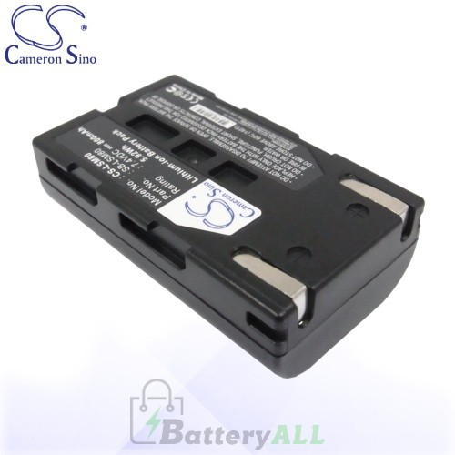 CS Battery for Samsung SC-D351 / SC-D353 / SC-D362 / SC-D363 Battery 800mah CA-LSM80