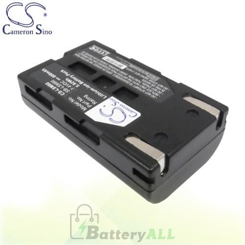 CS Battery for Samsung VP-D965W / VP-D965Wi / VP-DC161 Battery 800mah CA-LSM80