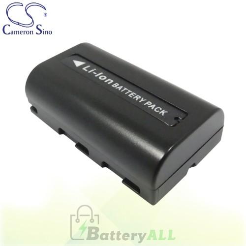 CS Battery for Samsung VP-DC161WBi / VP-DC161Wi / VP-DC163 Battery 800mah CA-LSM80
