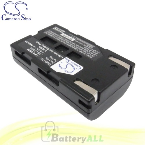 CS Battery for Samsung VP-DC171Bi / VP-DC171W / VP-DC171WB Battery 800mah CA-LSM80