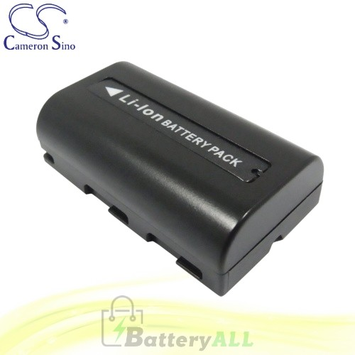 CS Battery for Samsung VP-DC175W(i) / VP-DC175WB / VP-DC563 Battery 800mah CA-LSM80