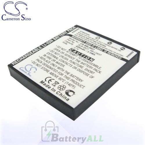 CS Battery for Samsung SLB-0837 / SB-L0837 / Samsung i70 Battery 820mah CA-SBL0837
