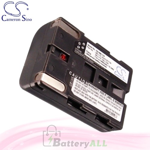 CS Battery for Samsung SC-D77 / SC-D80 / SC-D86 / SC-D87 Battery 1400mah CA-SBL110