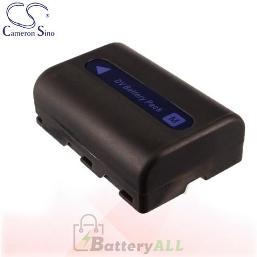 CS Battery for Samsung VP-D20 / VP-D10 / VP-D11 / VP-D15 Battery 1400mah CA-SBL110