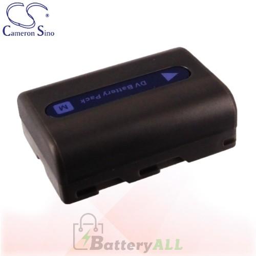 CS Battery for Samsung VP-D21 / VP-D23 / VP-D24 / VP-D26 Battery 1400mah CA-SBL110