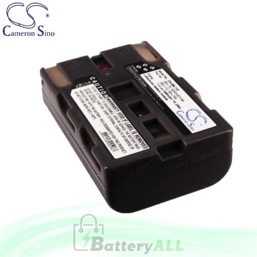 CS Battery for Samsung VP-D39 / VP-D55 / VP-D60 / VP-D65 Battery 1400mah CA-SBL110