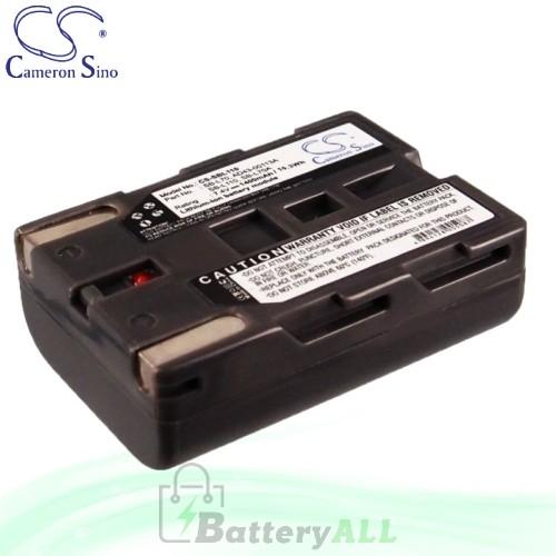 CS Battery for Samsung VP-D69 / VP-D70 / VP-D73 / VP-D73i Battery 1400mah CA-SBL110