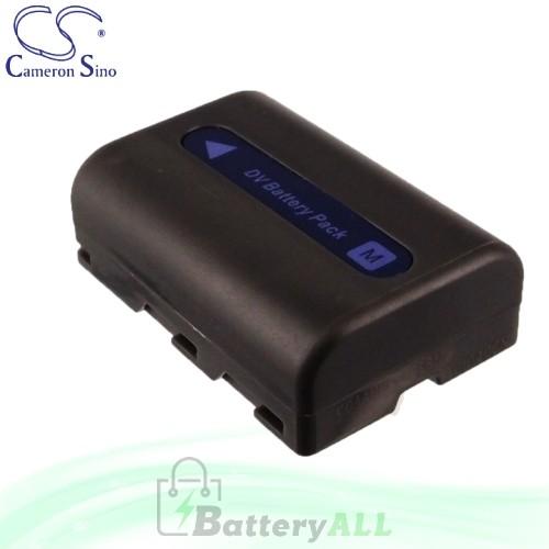 CS Battery for Samsung VP-D75 / VP-D75i / VP-D76 / VP-D77 Battery 1400mah CA-SBL110