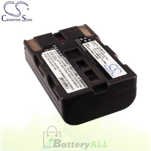 CS Battery for Samsung VP-D97 / VP-D99 / VP-D99i / VP-D130 Battery 1400mah CA-SBL110