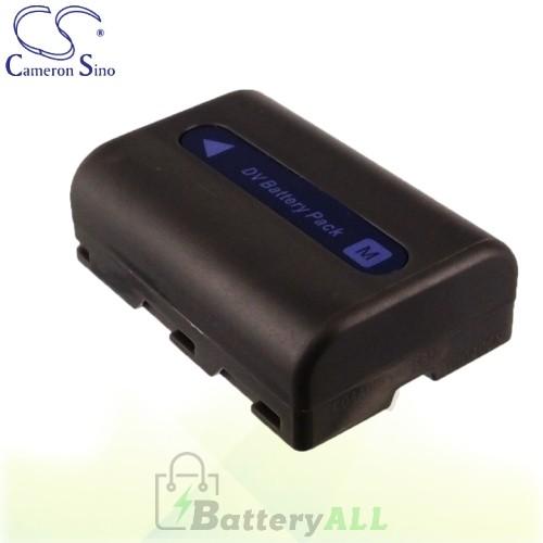 CS Battery for Samsung VP-D230 / VP-D250 / VP-D270 / VP-D530 Battery 1400mah CA-SBL110