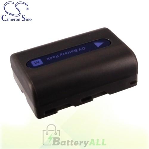 CS Battery for Samsung VP-D301 / VP-D303 / VP-D305 / VP-D307 Battery 1400mah CA-SBL110