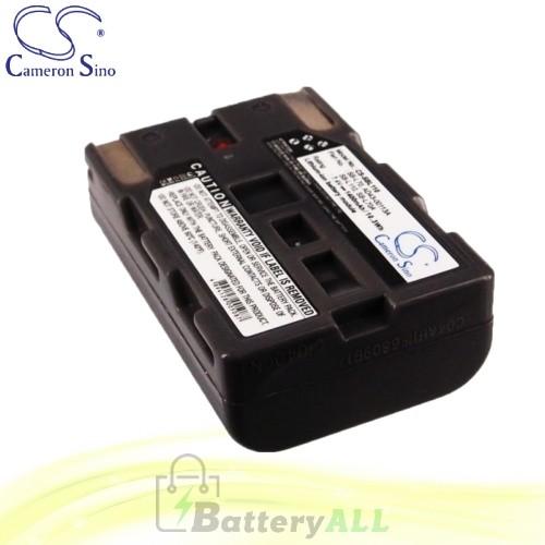 CS Battery for Samsung VP-D190MSi / VP-D327 / VP-D327i Battery 1400mah CA-SBL110