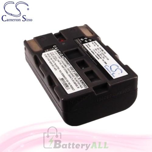 CS Battery for Samsung SCD31 / SC-D31 / SCD33 / SC-D33 Battery 1400mah CA-SBL110