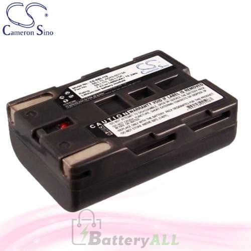 CS Battery for Samsung SCD34 / SC-D34 / SCD323 / SCD325 Battery 1400mah CA-SBL110