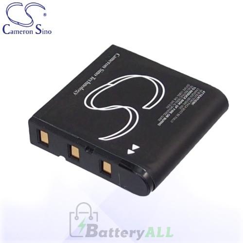 CS Battery for Samsung Digimax L55 / L55W / L85 Battery 1230mah CA-SBL1237