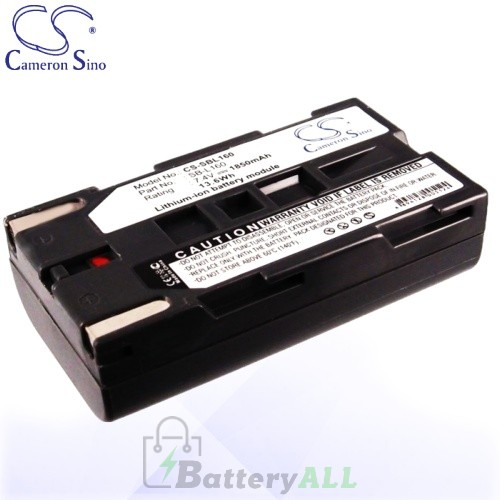 CS Battery for Samsung SB-L110A / SB-L160 / SB-L320 Battery 1850mah CA-SBL160