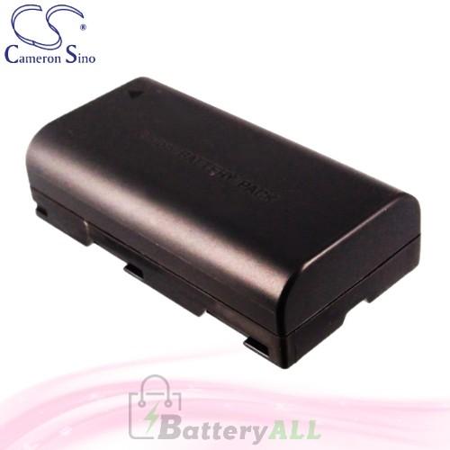 CS Battery for Samsung VP-M54 / VP-SCD55 / VP-W80 Battery 1850mah CA-SBL160