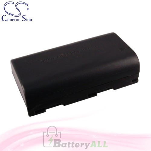 CS Battery for Samsung VP-W87 / VP-W90 / VP-W97 Battery 1850mah CA-SBL160