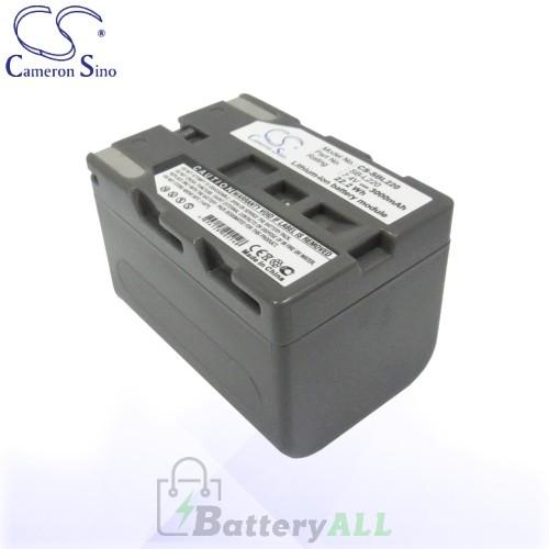 CS Battery for Samsung SB-L220 / SB-L110 / SB-LS70AB Battery 3000mah CA-SBL220