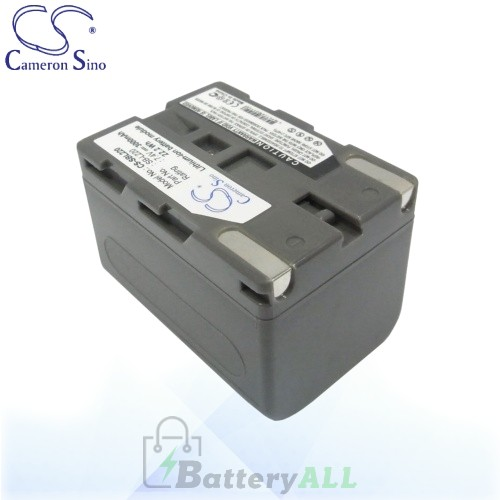 CS Battery for Samsung VP-D6040 / VP-D6050 / SCD327 / SCD590 Battery 3000mah CA-SBL220